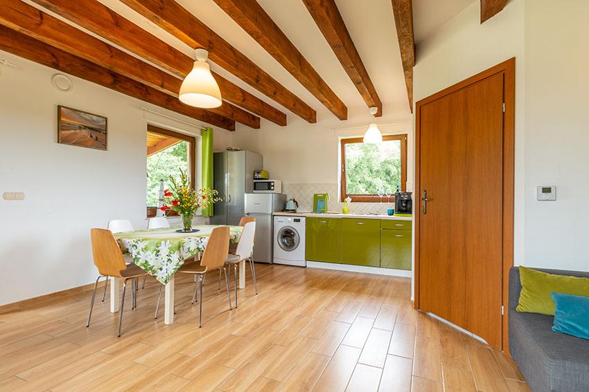 Komfortowe domki Morena House Niechorze